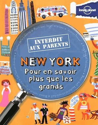 New York interdit aux parents 3ed