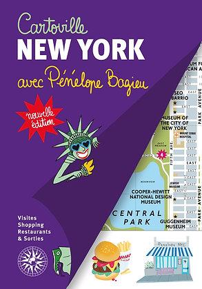 Cartoville - New York avec Pénélope Bagieu