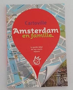 Cartoville - Amsterdam en famille