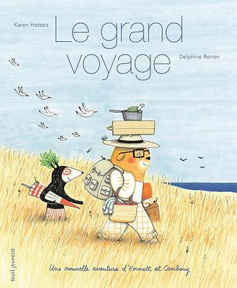 Le grand voyage, une nouvelle aventure d'Emmett et Cambouy
