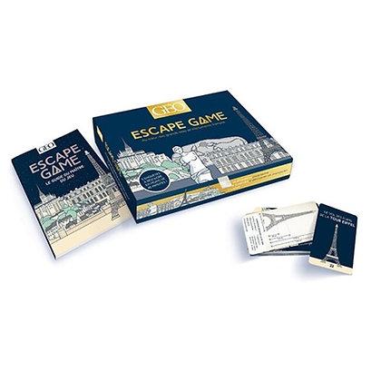 Escape game - Geo patrimoine français