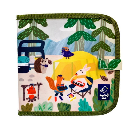 Doodle it and Go Camping
