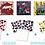Thumbnail: Stickers puzzle Dragons et chevaliers