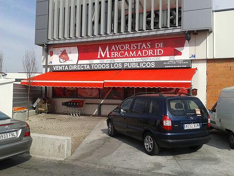 Rotulos Carnicerias y Charcuterias en Ma