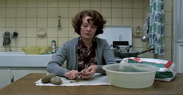 Jeanne Dielman - Chantal Akerman