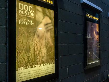 Doc.Boston Documentary Film Festival announces winners of inaugural edition