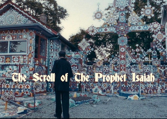 The Scroll of The Prophet Isaiah (Canada