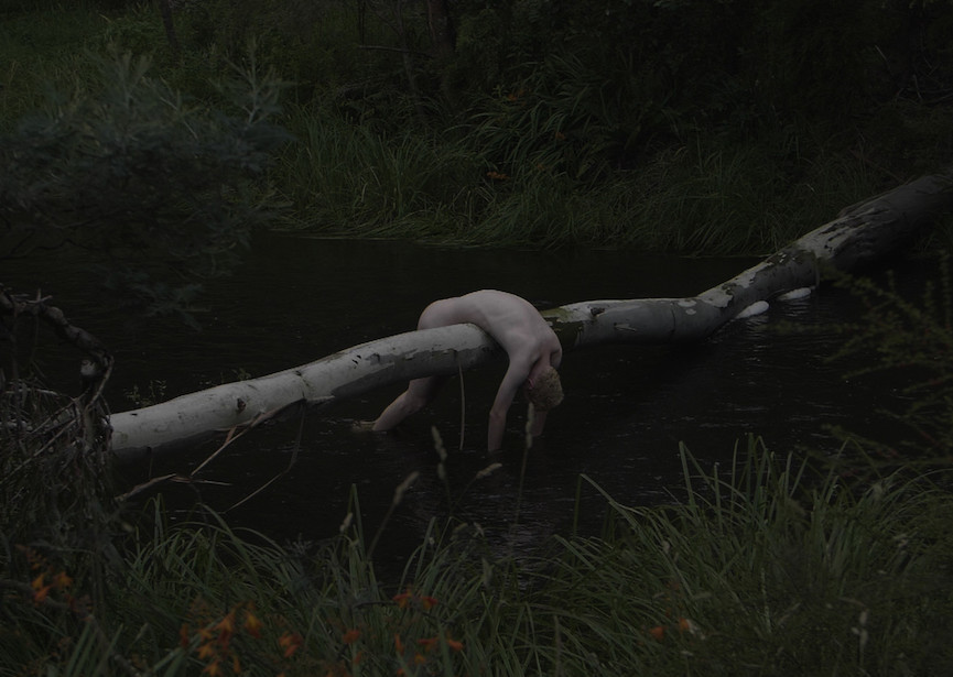 Embrace A River Runs Through - Ophelia Bakowski