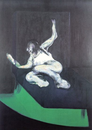 Francis Bacon Lying Figure Print 1959 Buy art Online Affordable art Europe