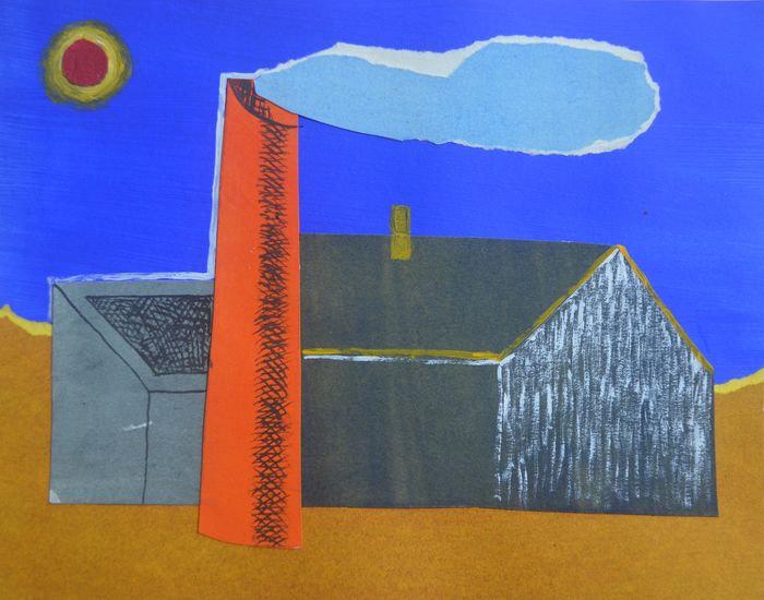 Dawid Zdobylak - original work on paper Factory