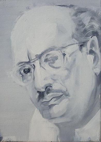 Judyta Krawczyk oil on canvas Mark Rothko buy art online gallery affordable art europe belgium polish