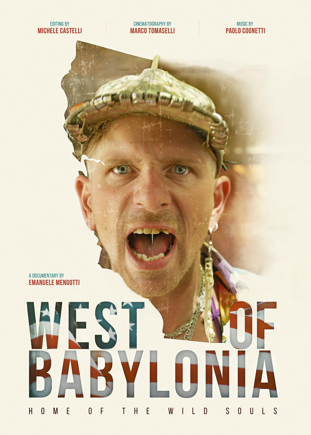 Emanuele Mengotti West of Babylonia film festival filmmaker