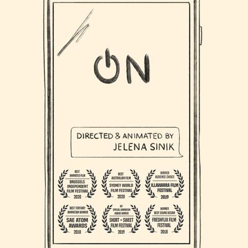 On Jelena Sinik - Super Shorts London Fi