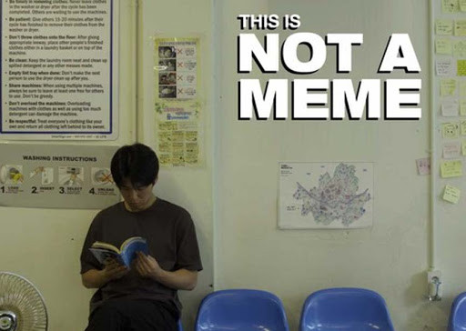This Is Not A Meme (Lee San Won)
