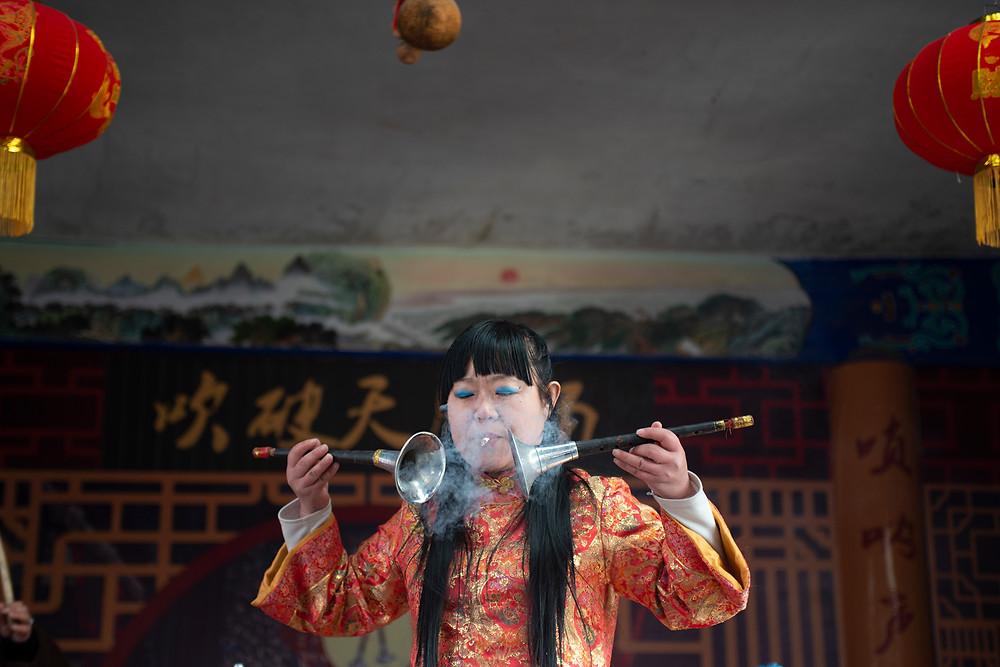 Wuqiao Circus Lukas berger filmmaker film festival