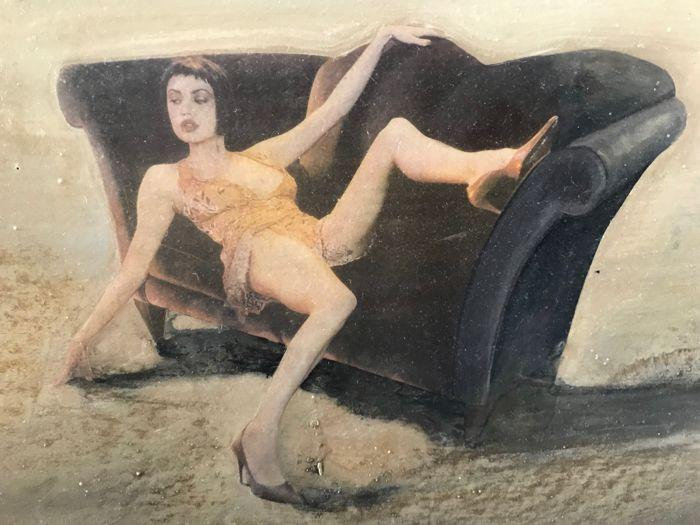 Marto - Painting 'Dana sofa'