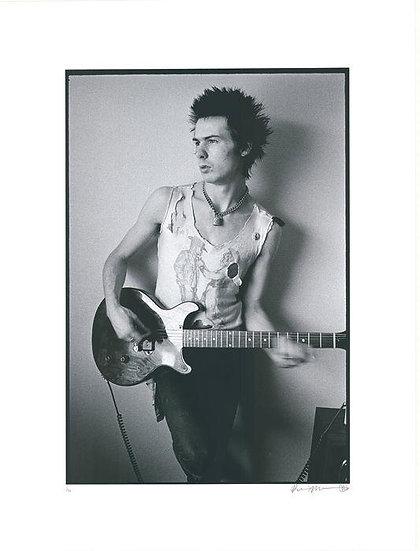 Dennis Morris - Sid Vicious Sweden - Photograph