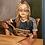 Thumbnail: Thomas Pramhas - Oil Painting 'Playgirl'