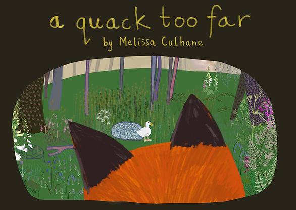 A Quack Too Far (Ireland) by Melissa Cul
