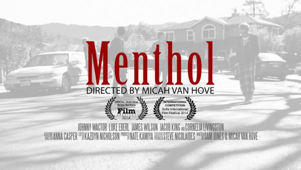 Menthol by Micah Van Hove