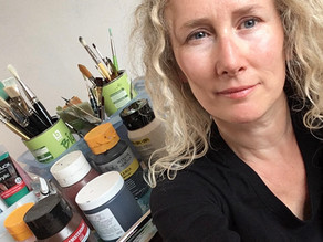 """An interview with Kati Laforce  –  """"I have always drawn. It is an evidence, an essential part of..."""""""