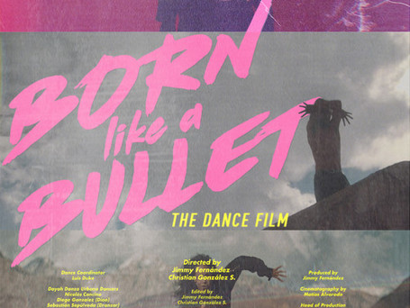 "One-on-one with Filmmaker Jimmy Fernandez - Born Like a Bullet ""combines poetry, dance and film"""