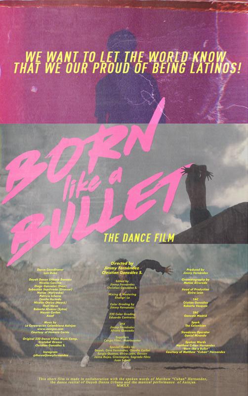 jimmy fernandez born like a bullet film festival filmmaker