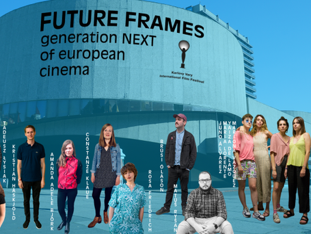 °efp and kviff invite young directors to make their first foray into the film business