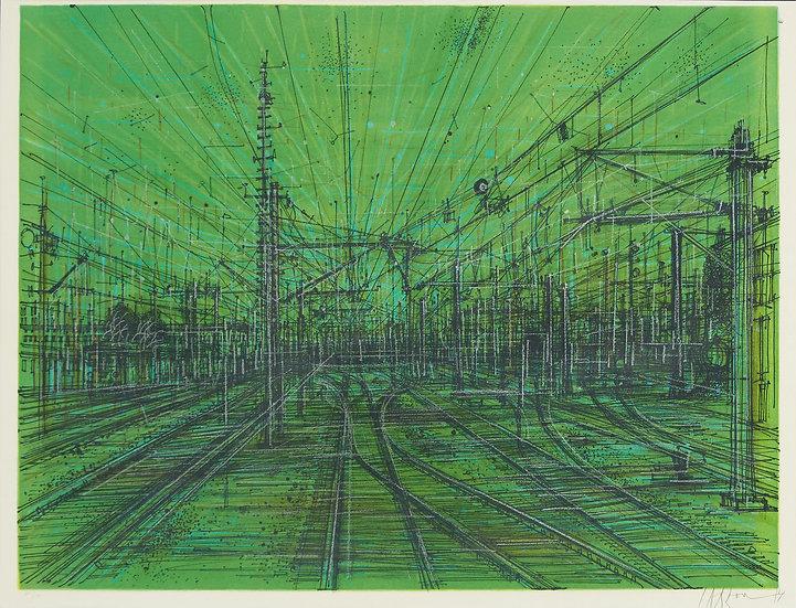 Jean Carzou - E.A. edition Pencil Signed