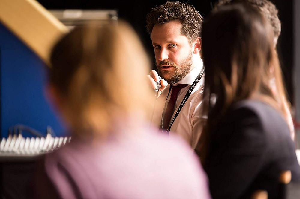 Emanuele Mengotti West of Babylonia filmmaker film festival