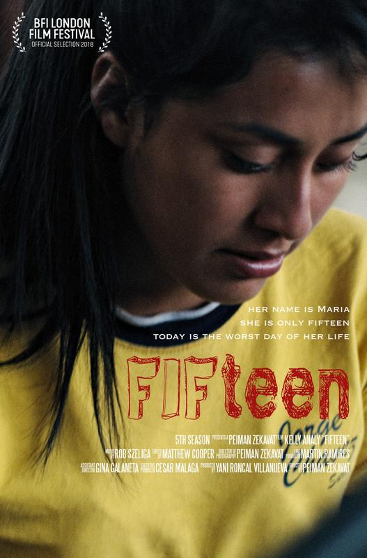 Fifteen - Peiman Zekavat