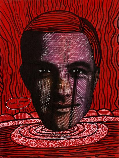 Pavel Kuragin - Collage 'Pop idol #9'