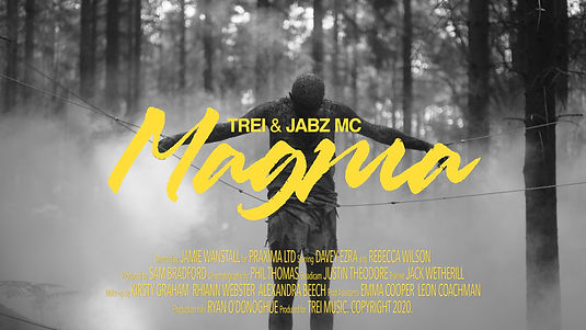 TREI & JABZ MC – MAGMA (NEW ZEALAND) BY RHEA
