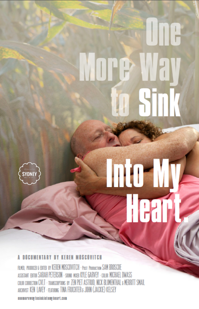 One More Way To Sink Into My Heart (United States)by Keren Moscovitch