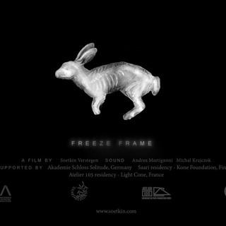 'Freeze Frame' (Belgium) by Soetkin Verstegen