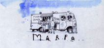 Marfa (United Kingdom) by Greg McLeod, Myles McLeod