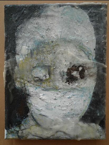 Irene van den Bos - Portrait - Oil Painting