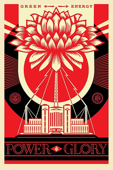 Obey Shepard Fairey Buy art online Offset poster Signed print Gallery Affordable art Europe Belgium