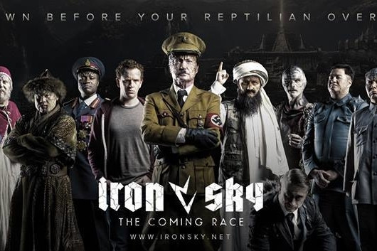 Iron Sky: The Coming Race by Timo Vuoren