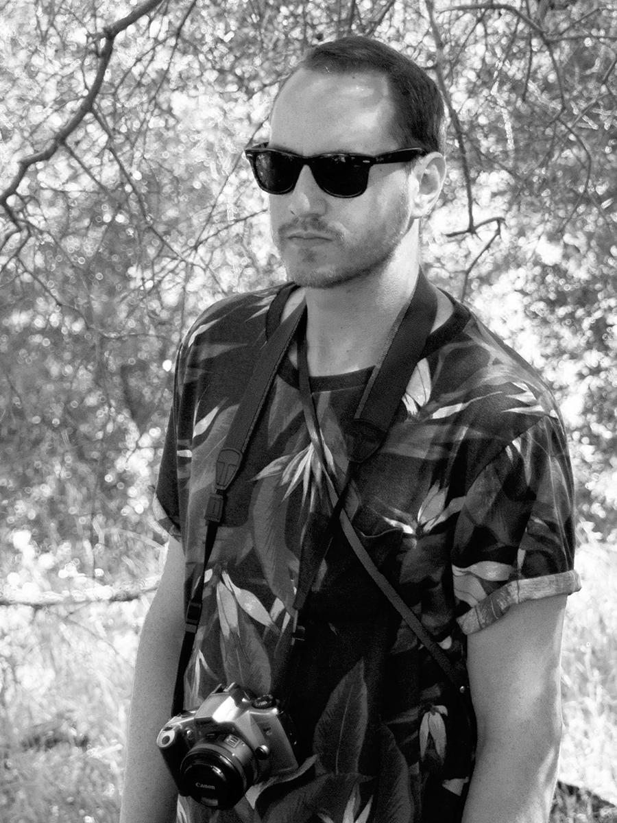 Mitch McGlocklin filmmaker film festival