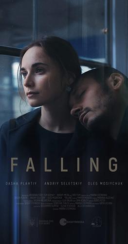 Falling (Ukraine) by Marina Stepanska