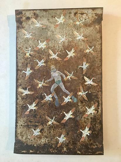 Shila Oringer - Mixed Art
