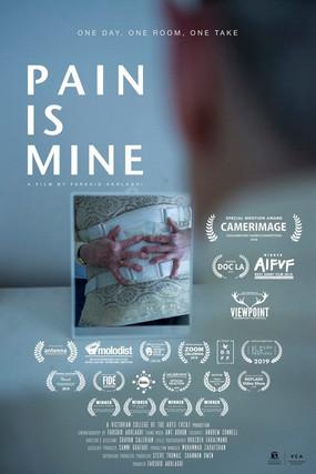 Pain Is Mine - Farshid Akhlaghi
