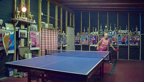 Grandma Kitty's Ping Pong (United States