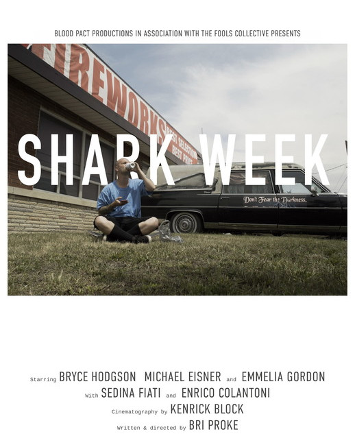 Shark Week (Bri Poke)