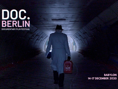 Award Winners for Doc.Berlin 2020 Unveiled