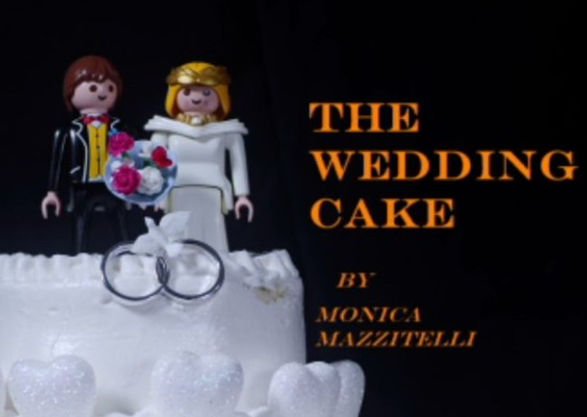 The Wedding Cake (Sweden) by Monica Mazz