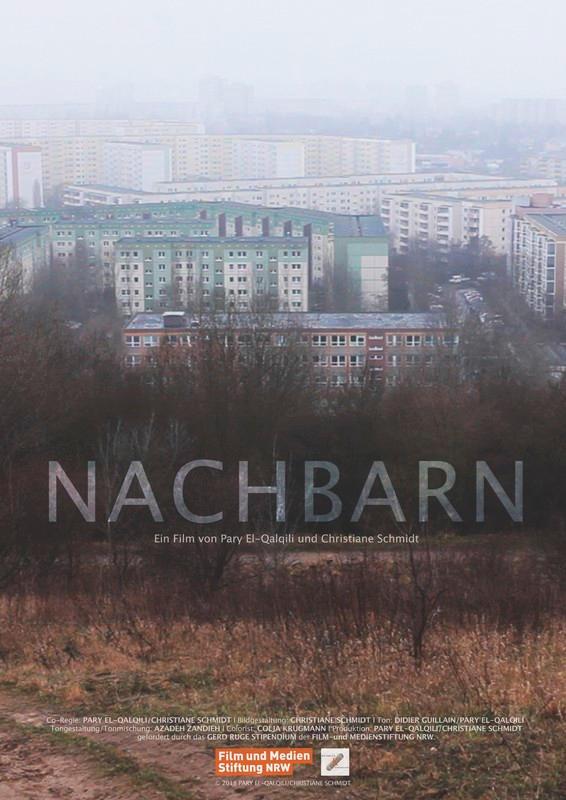 Nachbarn by Pary El-Qalqili and Christiane Schmidt