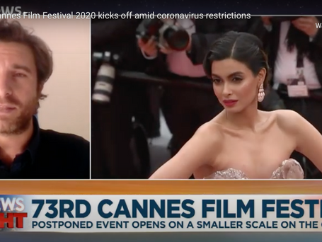 'Defiant' Cannes Film Festival 2020 Kicks Off Amid Coronavirus Restrictions
