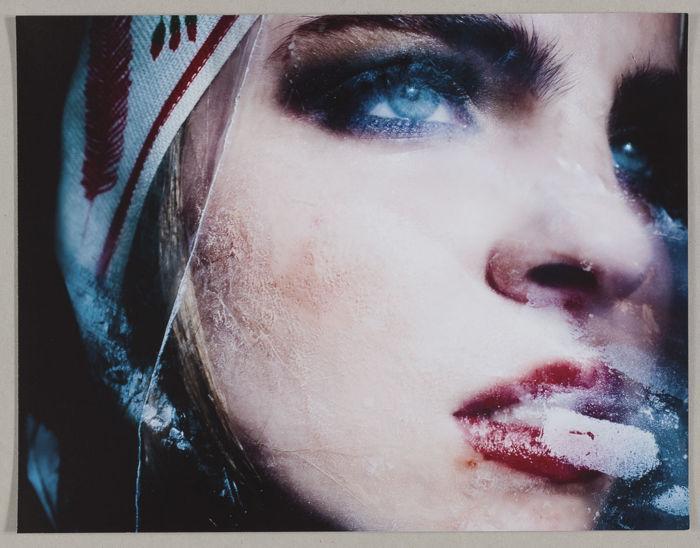 Conor Masterson - Blood Fashion - Artist Proof Print
